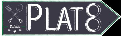 Plat8 Toledo Logo